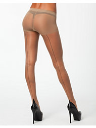 Pretty Polly Nylons Gloss Backseam