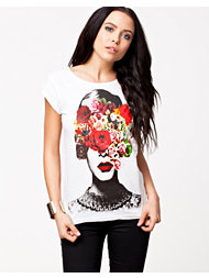 Forward Milano Flowers Top
