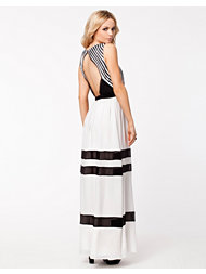 Alice & Olivia Pleated Dress