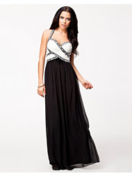 Little Mistress Detailed Maxi Dress Nelly Exclusive