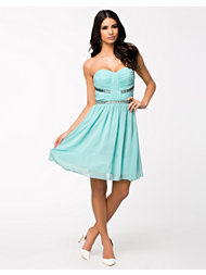 Little Mistress Bandeau Trim Dress