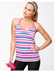 MXDC Sport Ladies Shelly Tank Stripes