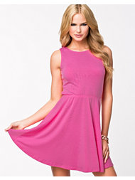 Ax Paris Knot Back Jersey Dress