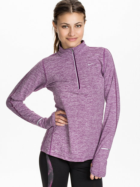 element hz nike lila pullover sportbekleidung damen mode online. Black Bedroom Furniture Sets. Home Design Ideas