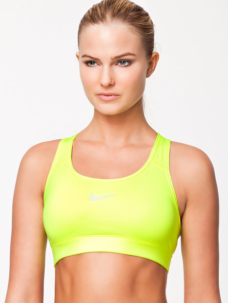 Stand out while you work out, with our new microfiber sports bra. Comfy and supportive it comes in all of our 51 colors, match it with a pair of our m.