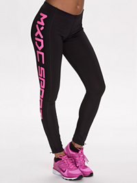 Tights, Zip Big Logo Tights, MXDC Sport - NELLY.COM