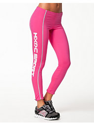 MXDC Sport Reflective Logo Tights