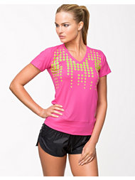 MXDC Sport Ladies V-Neck Tee Print