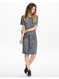 Estradeur Tied Jersey Dress