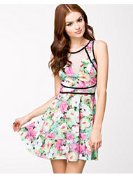 Ginger Fizz Give In Dress