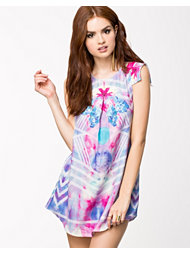 Ginger Fizz Pastel Picnic Dress