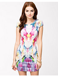 Ginger Fizz Wild Orchid Dress