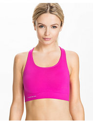 Pure Lime Seamless Bra Top