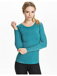Pure Lime Seamless Long Sleeve