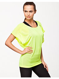 Pure Lime Combi Bat Tee