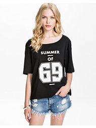 A Question Of Summer Of 69 Short Tshirt
