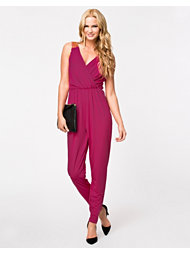 Little Mistress V-Front Jumpsuit