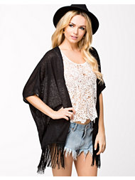 Ax Paris Tassle Cardigan