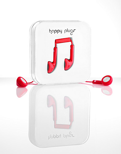 HÖRLURAR - HAPPY PLUGS / HAPPY PLUGS EARBUD - NELLY.COM
