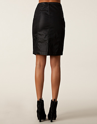 KJOLAR - SOAKED IN LUXURY / COATY SKIRT - NELLY.COM