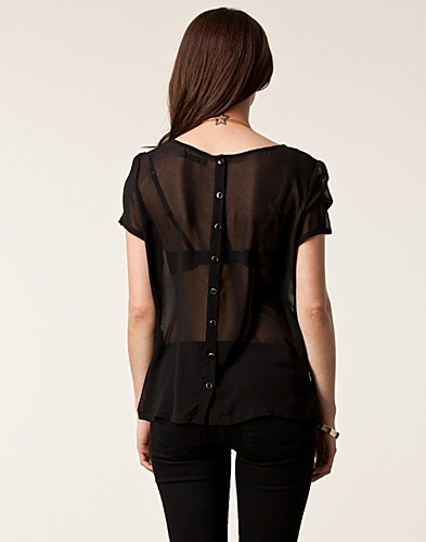 BLOUSES & SHIRTS - SOAKED IN LUXURY / FOBINI SHIRT - NELLY.COM