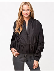 BACK Taffeta Bomber Jacket