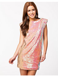 Lashes Of London 2 Way Sequin Dress