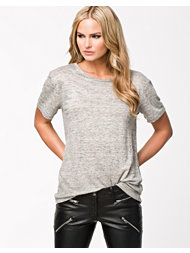 T By Alexander Wang Heather Linen Tee