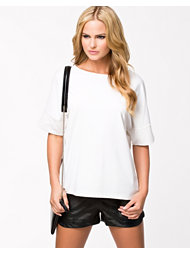 T By Alexander Wang Short Sleeve Crewneck Tee