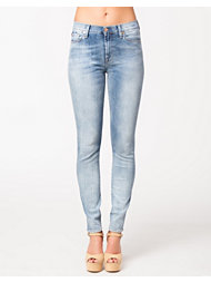 7 For All Mankind HW Skinny Jeans