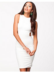 Solace London Lazark Cut Out Mini Dress