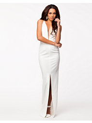 Solace London Strappy Low Back Revelation Maxi Dress