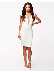 Solace London Conquest Backless Mini Dress