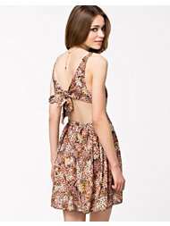 Somedays Lovin Dream Boy Tie Back Dress