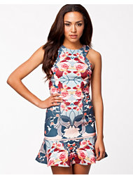 Ginger Fizz Rose Nouveau Dress