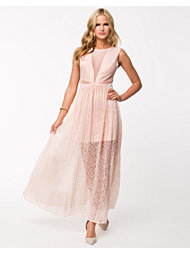 Ginger Fizz All Night Long Maxi Dress