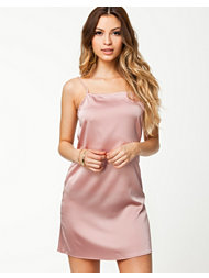 Oh My Love Satin Cami Dress