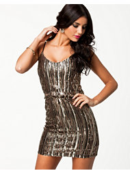 Oh My Love Sequin Cami Dress
