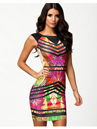 Lasula Sociable Multi Dress