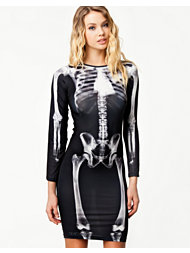 Dead Lovers Graphic Dress