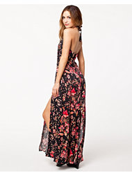 Somedays Lovin Moss Heart Maxi Dress