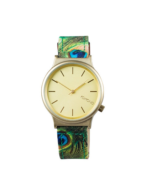 komono wizard komono peacock watches accessories
