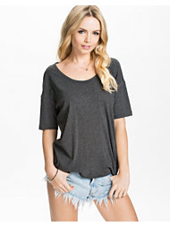 T By Alexander Wang Lightweight Pima Cotton Tee