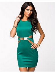 Oneness Cut Out Bodycon Dress
