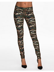 Estradeur Camo Leggings