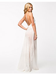 Solace London Wilma Lace Maxi Dress