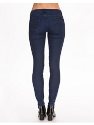 7 For All Mankind The Skinny Silk SWTL160RI