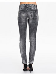 7 For All Mankind Olivya SWCL170BK