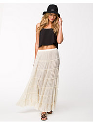 Denim & Supply Ralph Lauren Tiered Maxi Skirt