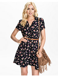 Madam Rage Floral Shirt Dress